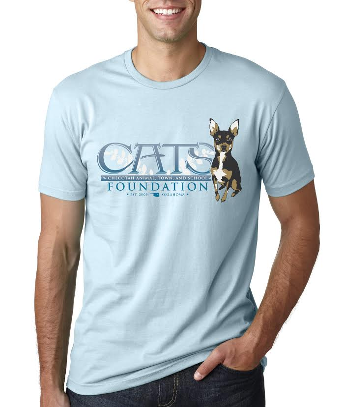 C.A.T.S. Foundation T-Shirt