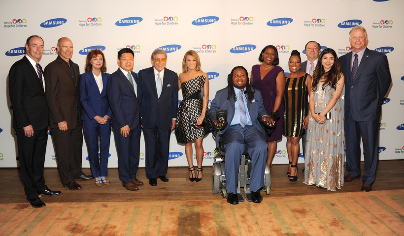 C.A.T.S. Foundation Recognized at Hope for Children Gala in NYC